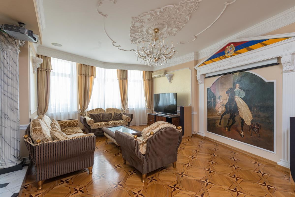 сдам 4-комнатную квартиру Киев, ул.Леси Украинки бульв., 23 - Фото 16
